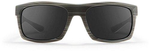 Zeal Optics - Drifter - Grey Woodgrain Frame-Dark Grey Lenses