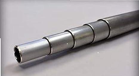 1 x 10mm section x 1000mm long Aluminium Telescopic Tube 10mm