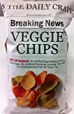 The Daily Crave Veggie Chips 24x 6 Oz