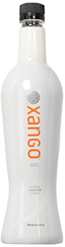 Xango Juice (4 Bottles/1Case) Mangosteen by Xango