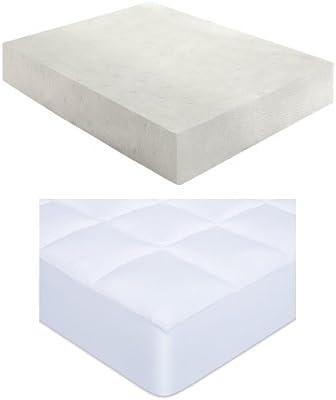 Amazon.com: Innovaciones de Dormir 12-Inch suretemp colchón ...
