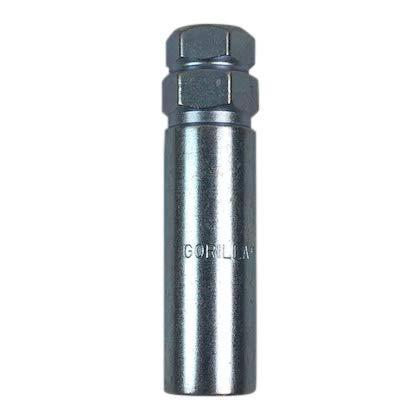 - Gorilla Automotive Small Diameter Spline Lug Nut Key 1378SD-KEY Fits 7/8 in and 13/16 in