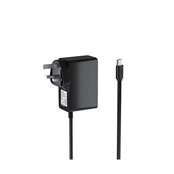 9.7 Extra Long 6.5 Ft AC Adapter Charger Cord for Samsung Galaxy Tab S2 8.0