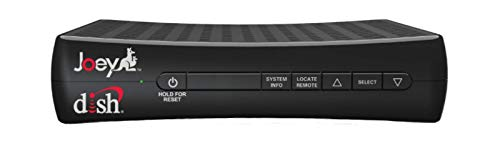 (Factory Remanufactured Dish Network Joey 2.0 Satellite Receiver (Dish Network Certified))