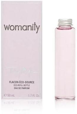 Thierry Mugler Womanity Eau de Parfum Flacon Recambio Botella 50 ml
