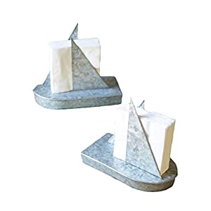 31Cl7D4bllL._SS300_ 50+ Beach Napkin Holders and Coastal Napkin Holders