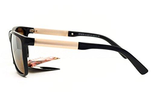 pêche design polarisés sport plastique miroir Night cadre en lentilles hommes Collection verre jaunes pour nouveau verres en Matrix TYgUqU