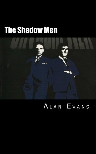 book cover of Shadow Men