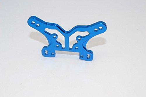 Thicker 1Pc Set Blue Team Losi Mini 8ight /& 8ight-T Upgrade Parts Aluminum Rear Shock Tower