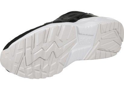 Kayano black Calzado Asics Knit Trainer Evo Gel Fwqw16xO