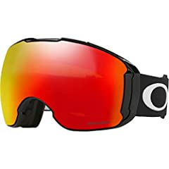 With a less technical aesthetic and a more flush design, Airbrake XL was created for the consumer looking for a larger size goggle with better peripheral view, that also utilizes Oakley's Switch lock technology for fast and easy lens intercha...
