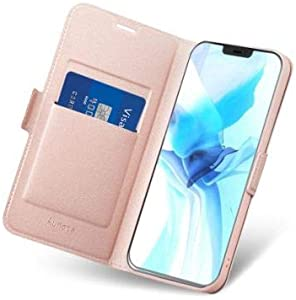 Aunote iPhone 12 Wallet Case, iPhone 12 Flip Case with ...