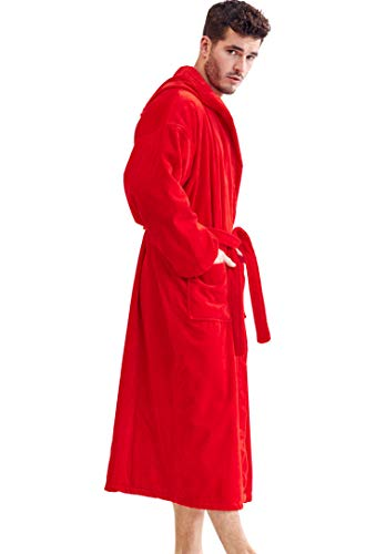 Deluxe Terrycloth Robe for Men - Men