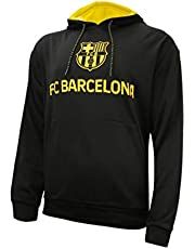 Icon Sports Mens Messi Hyper Outline Pullover Hoodie