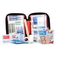 First Aid Kit Seulement 107 pièces Outdoor First Aid, étui souple