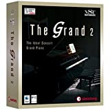 Steinberg The Grand Version 2 Virtual Piano Virtual Instrument