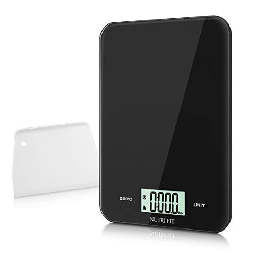 Digital Kitchen Scale Multifunction Food Scale,17.6lb 8kg,Ba