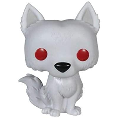 Funko POP! Game of Thrones Ghost Vinyl Figure: Funko Pop! Television:: Toys & Games