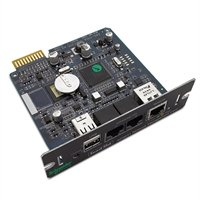 APC AP9631 Network Management Card 2 with Environmental Monitoring - Remote management adapter - 10/100 Ethernet - for Smart-UPS 1000, 1500, 2200, (Network Management Card Remote)