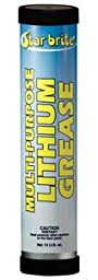 GREASE-WHITE LITHIUM 14OZ TUBE