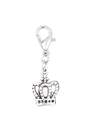 Rembrandt Charms Ballet Shoes Charm with Lobster Clasp