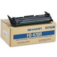Sharp FO-47DR Laser Toner Drum for Fo-47 Series (Black) - Fo47dr Fax Drum