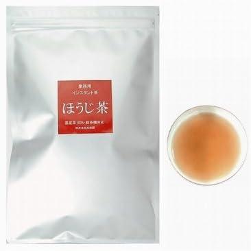 業務用インスタント茶 ほうじ茶 250g×1 /粉末茶・パウダー茶・粉末緑茶