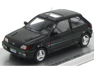 Ford Fiesta RS Turbo Mk3 (1989) Resina Modelo De Coche: Amazon.es: Juguetes y juegos