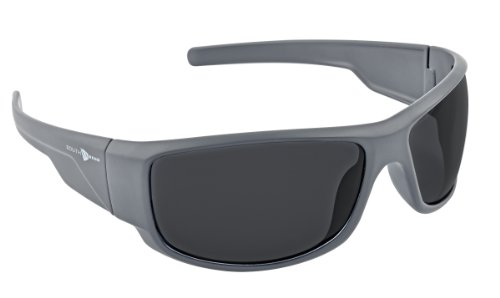 South Bend Polarized Glasses, Black Frame/Black Lens