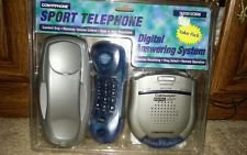 TELEPHONE AND DIGITAL ANSWERING SYSTEM (Conairphone Telephone)