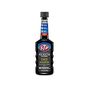 STP Super Concentrated Fuel Injector Cleaner,5.25 fl. oz., Case of 12