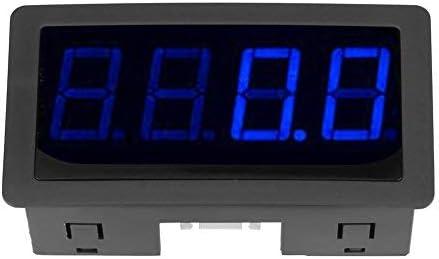 4 Digital Led Display Tachometer Drehzahlmesser Rpm Geschwindigkeit Meter Panel Induktive Hall Npn Sensor Näherungsschalter Sensor Blau Baumarkt