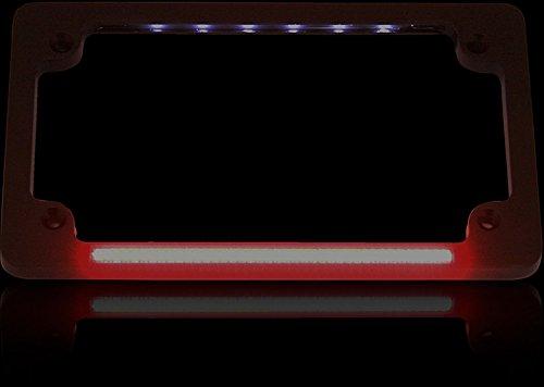 Custom Dynamics TF02-B License Plate Frame (Black Dual )