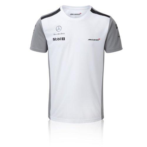 fd8dd2a5c5ac McLaren Mercedes 2014 Men s Team T-Shirt (B00K6MP6P6)