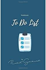Notebook: To Do List: To Do List Paperback