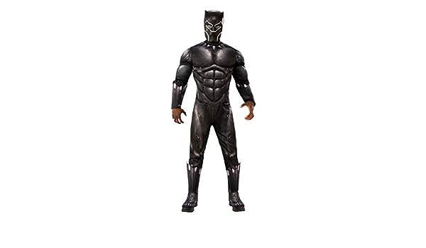 Horror-Shop Traje De Músculo De Pantera Negra XL: Amazon.es ...