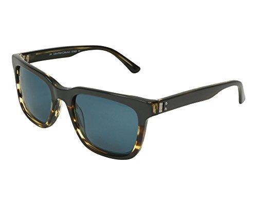 Calvin Klein sunglasses (CK-7960-S 016) Dark Havana - Dark Grey - Blue lenses ()