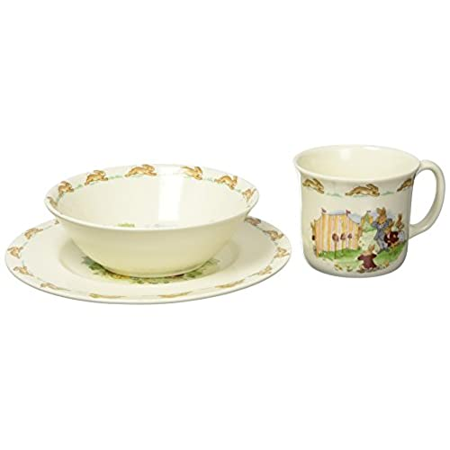 Easter dinnerware
