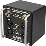 Ocean Matrix AVHE-210-G-3G Single Channel 3G-SDI Video & 2-Channel XLR Audio Hum Eliminator - B-Stock (Used at NAB)