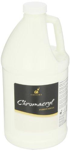 Chroma Chromacryl Non-Toxic Premium Acrylic Paint - 67.7 oz.