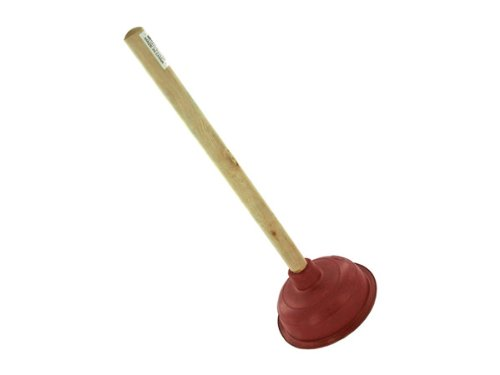 Toilet plunger - Pack of 24 by bulk buys