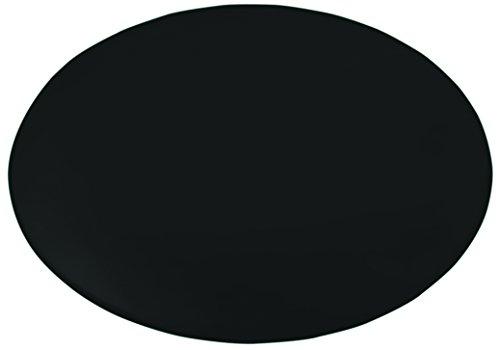 Dycem 50-1596BLK Non-Slip Circular Pad, 7-1/2