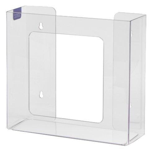 Horizon 5103 PETG Plastic 4-Box Vertical Stacking Glove Dispenser, 11