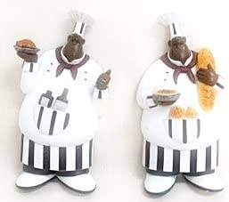 Amazon Com African American Fat Chef Kitchen Wall Art Decoration Hanger D64205 Home