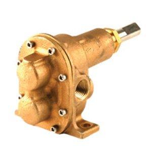SHURflo BB4 Gear Pump, 6.9 gpm, 1/2'' NPT, 6.7 ft Maximum Suction Lift by Sherwood