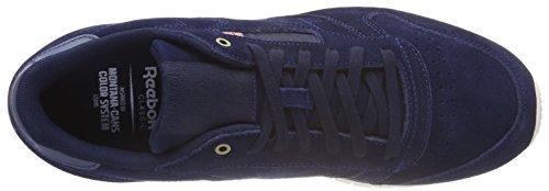 Homme Notechalk Running MCC Bleu Cl Chaussures Bleu Reebok Blue de wXTzOq