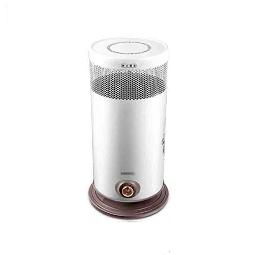 Sunny 1600W del Hogar Vertical/Calentador De Ventilador De Escritorio 360 ° De Aire Caliente - Oscilación Automática Y 2...