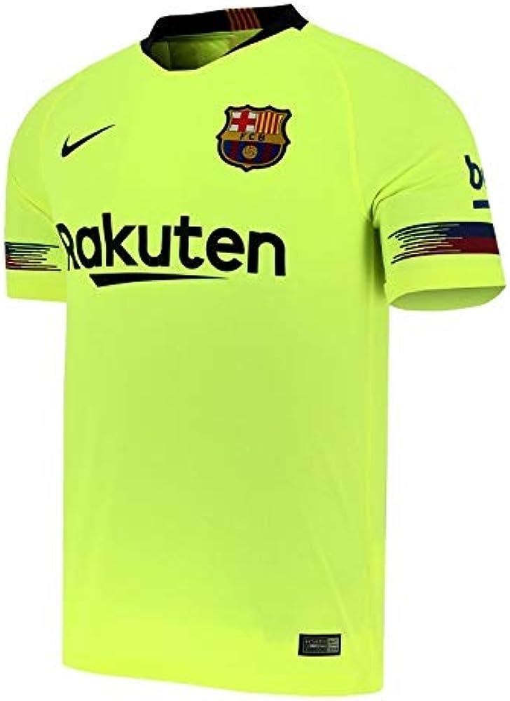 Desconocido Nike FCB M Nk BRT Stad JSY SS AW Camiseta de Manga ...