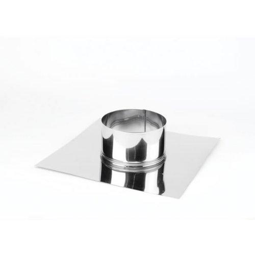 (DuraVent 6DFS-TP 6 InchDuraflex Top Plate From the DuraFlex SS Series, Stainless Steel)