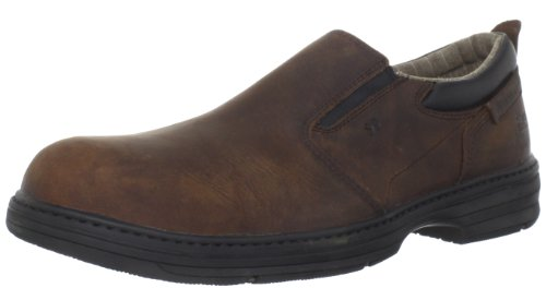 Caterpillar Men's Conclude Steel Toe Work Shoe,Dark Brown,9 M US